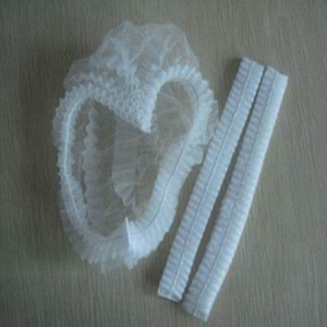 custom disposable non woven shower cap for hotel