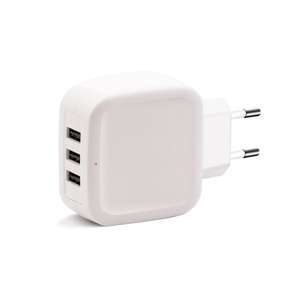 3 port wall mobile charger usb quick charger