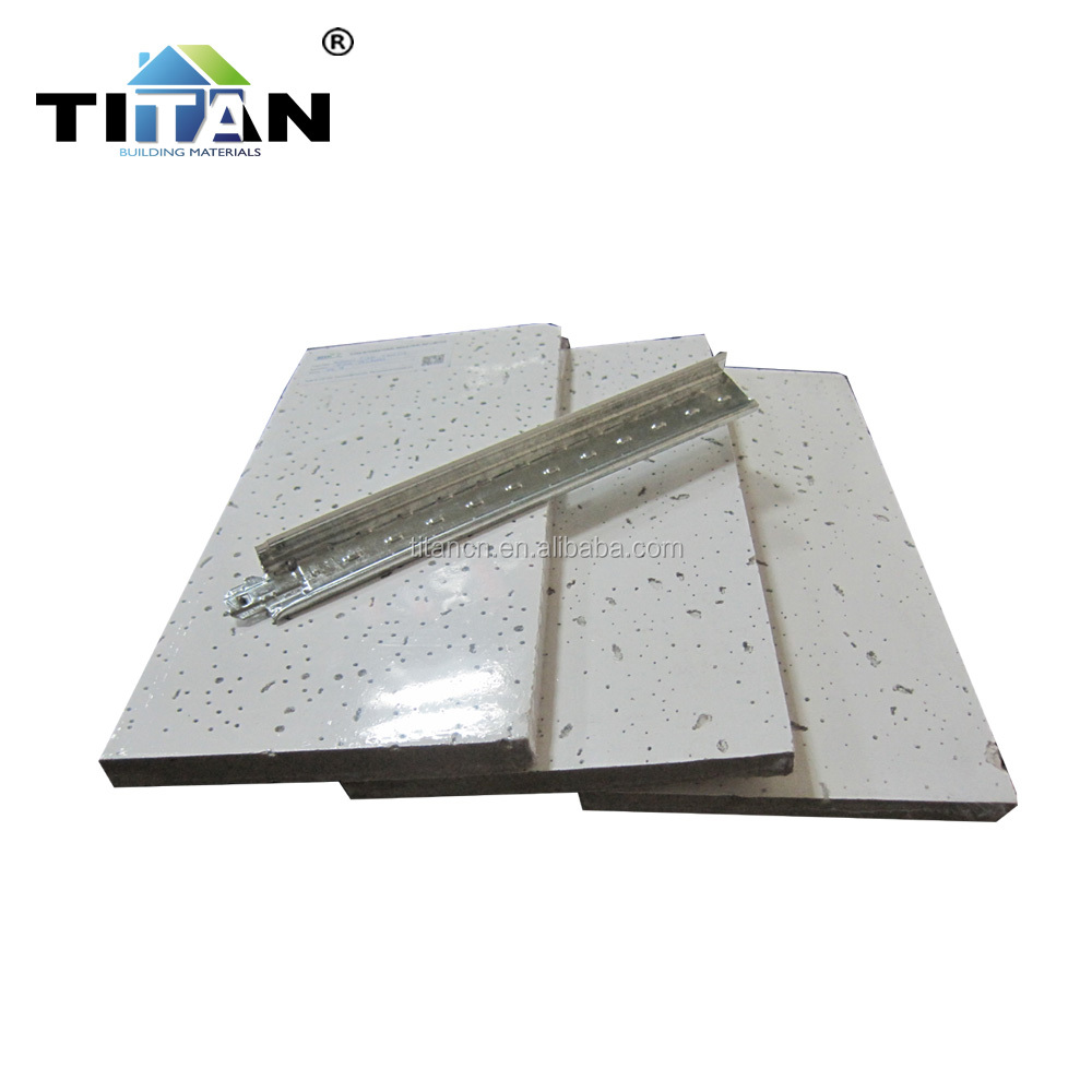 12mm Acoustic Mineral Fiber Ceiling Board