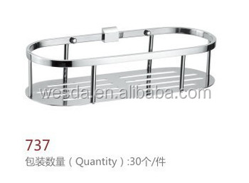 Wesda Hot Sale China Bathroom Stainless Steel Hanging