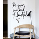 China Manufacturer Waterproof Whiteboard Yiwu Korean Wall Sticker