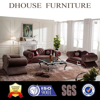Small french sofas and loveseats