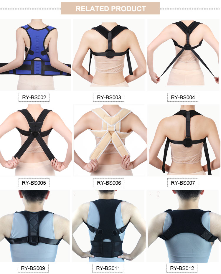 Magnetic Therapy Posture Corrector,Back Posture Support