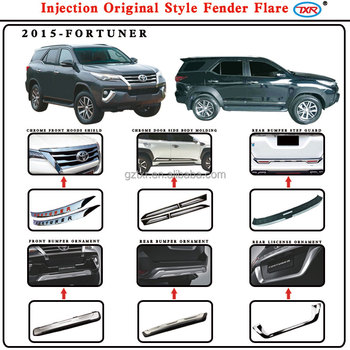 For New Fortuner Auto Accessories Buy Auto Accessories For