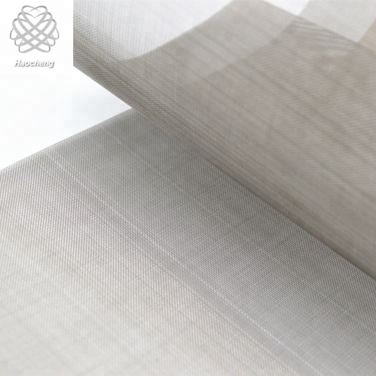 75 Micron 904L stainless steel woven wire mesh