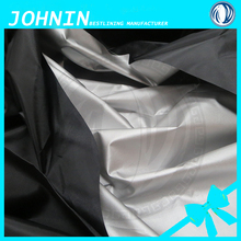 cheap price 190t polyester taffeta waterproof silver coated unti UV fabric for umbrella shaoxing manufacturer wholesale