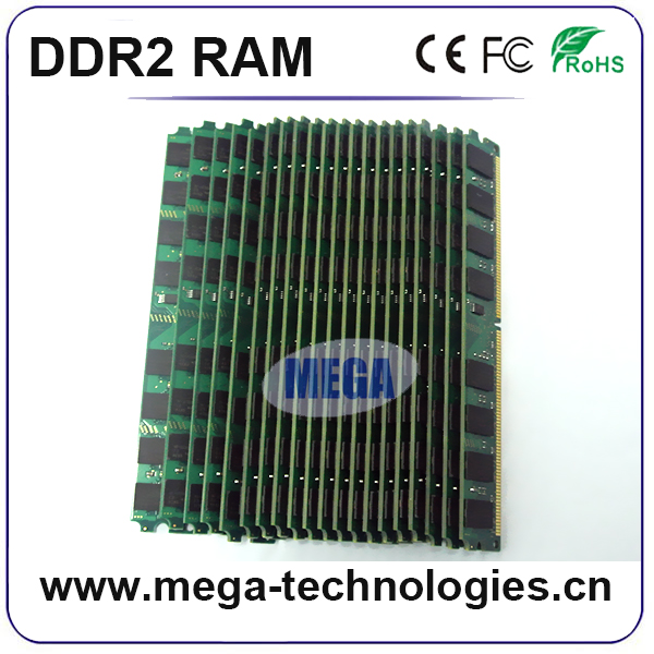 Longdimm 2gb Ddr2 Memory Card ram 800mhz For Pc sale