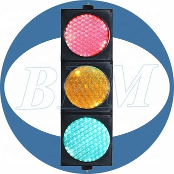 24V 200mm RYG road traffic signals lights
