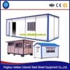 Prefabricated 20ft container house office in china,home decor container house