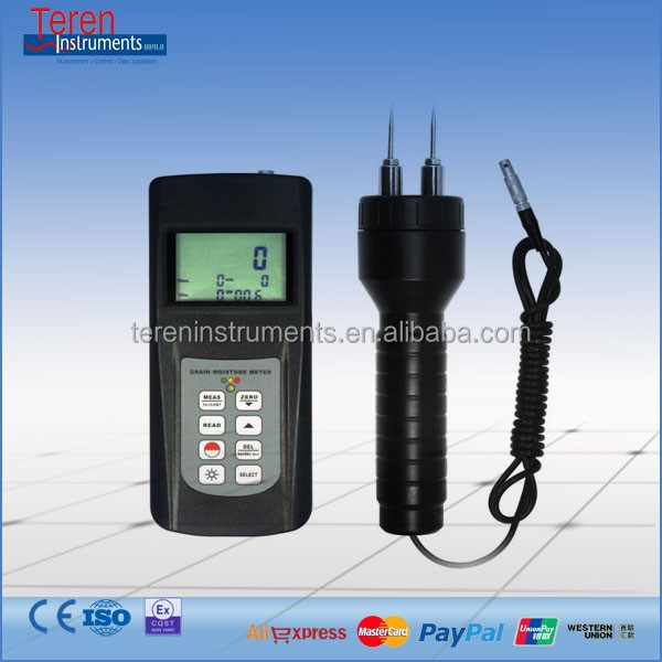 Wood Moisture tester MC7828P pin type Grain Moisture meter