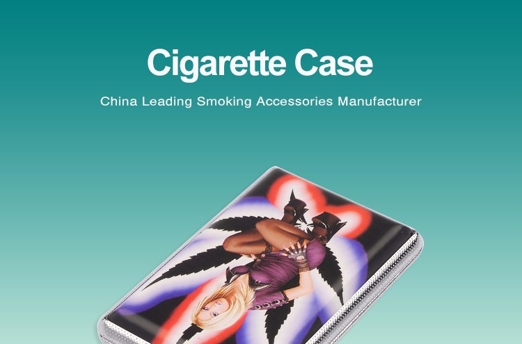 Make Your Own Leather Cigarette Display Case Buy Leather Cigarette