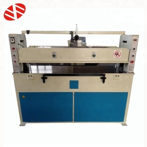 Disposable slippers die cutting machine room
