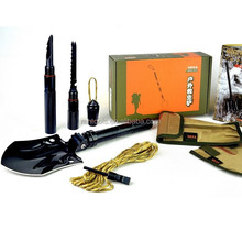 multi tool military foldable shovel for camping or outdoor survival