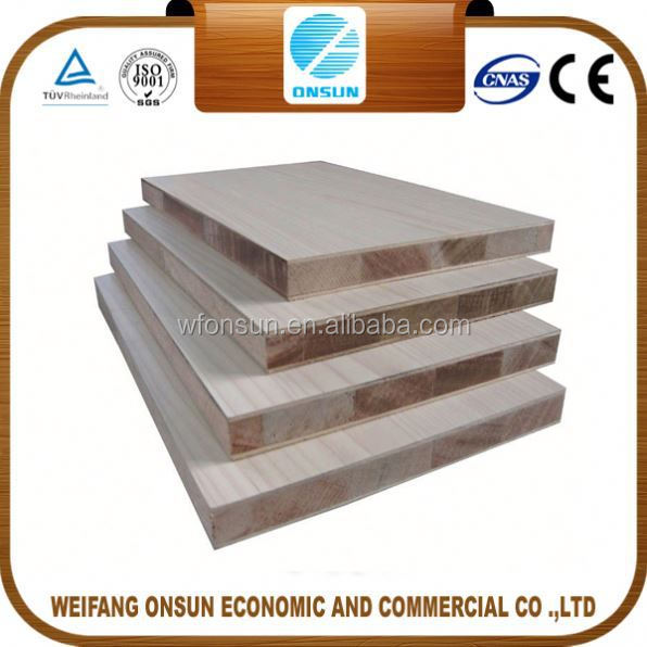 hot sale reliable quality film faced plywood block board from China factory