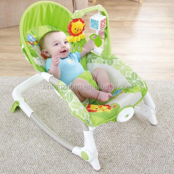 Caldo delle vendite di foresta pluviale neonato a bambino - Sedia a dondolo bambini ...