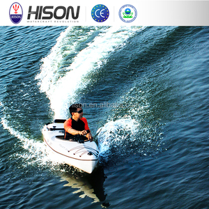 Professional factory supply 4 Stroke jet engine powered high quality wholesale canoes