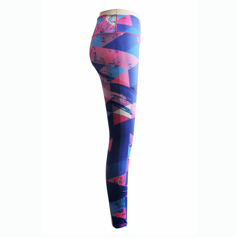 Custom Design Spandex Compression Tights Women Activewear Printed Leggings