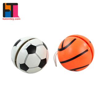 5cm Under 0 1 Dollar Toys Basketball Football Ball Yoyo