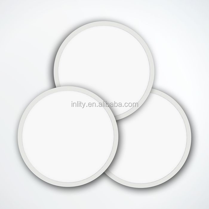 PNX4 round panel rgb led ceiling lights