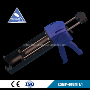 KS1-400ml 1:1 Plastic Glue Dipsnsing gun ,Dispenser Gun,Caulking Tool