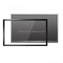 2017 best price 2point18.5inch infrared(ir) touch frame multitouch screen panel kit 4:3 ratio USB interface