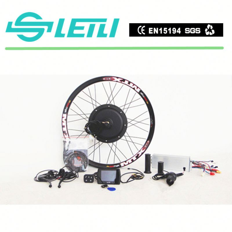 TOP sale e-cycle electric bike kit bicycle accessory for high power mountain bike