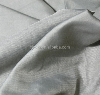 radiation protection silver fiber fabric for pregnant women