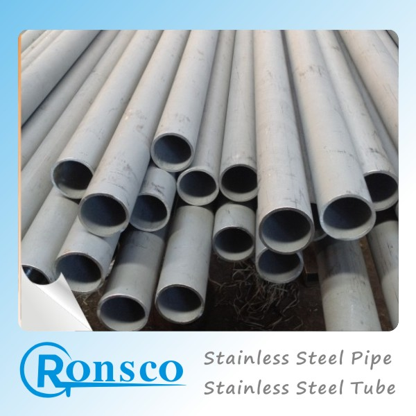 Duplex SS 2507 Seamless Stainless Steel Pipe Tube