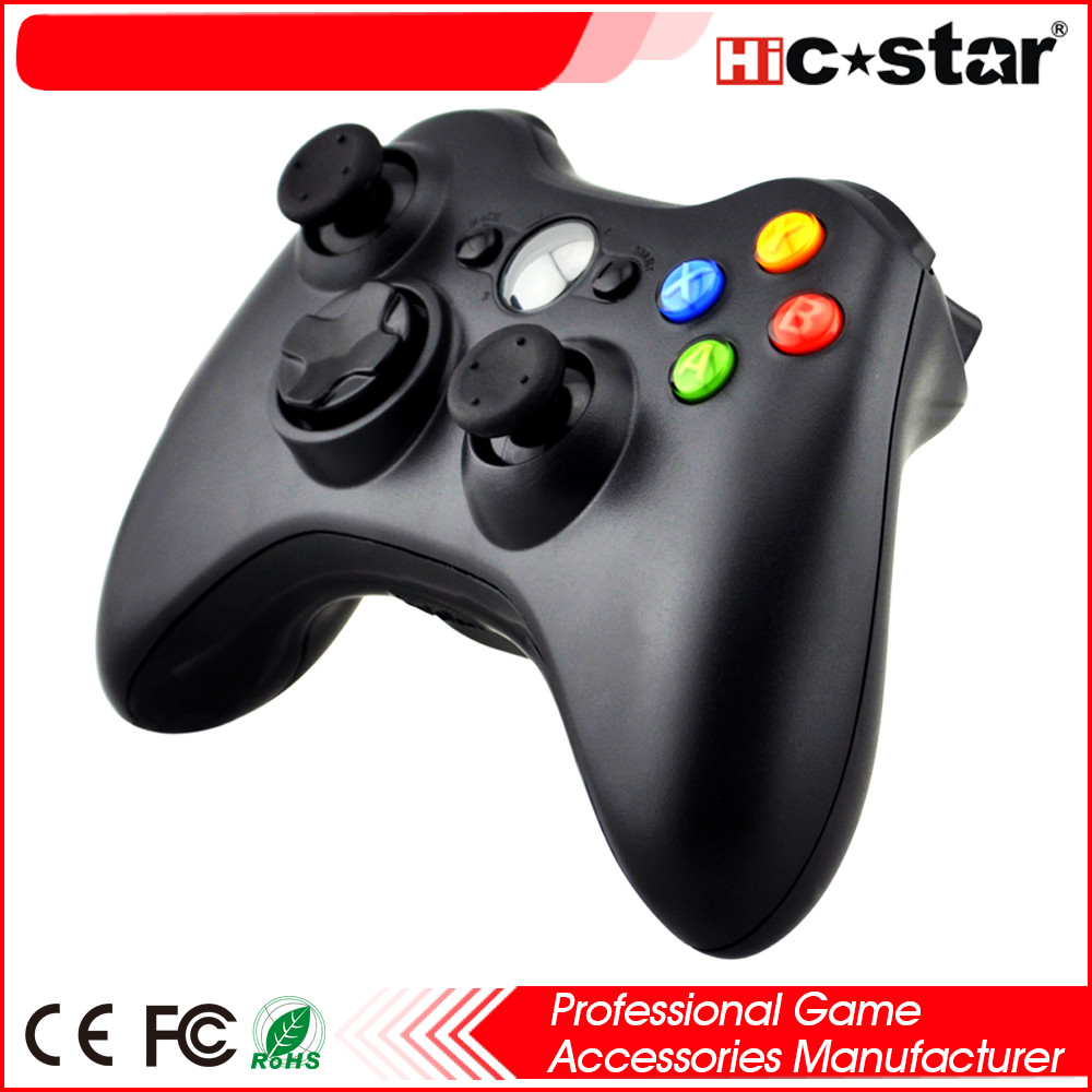 trend 2018 factory price game controller for xbox 360 console wholesale cheap controller