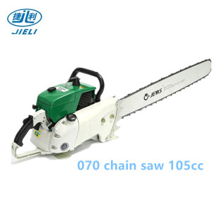 Most popular professional 2-Stroke gasoline Chinese chainsaw 070 Chain Saw 105cc