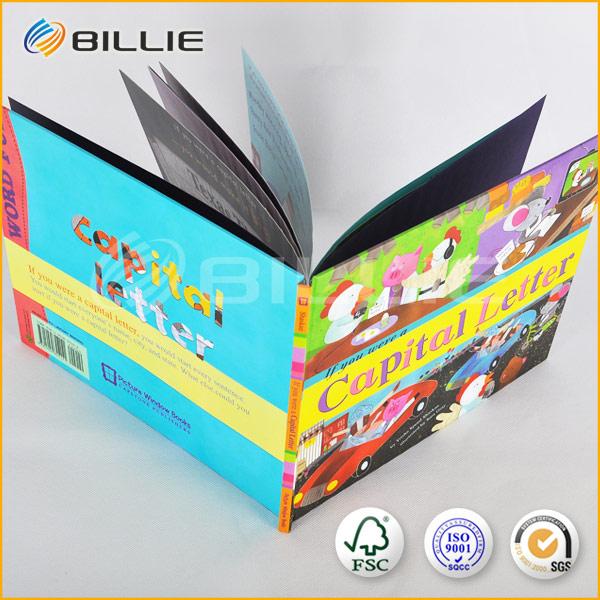 Professional Coloring Children Book Printing