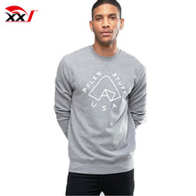 men clothing 2017 60% cotton 40% polyester crewneck sweatshirt men made in pakistan products