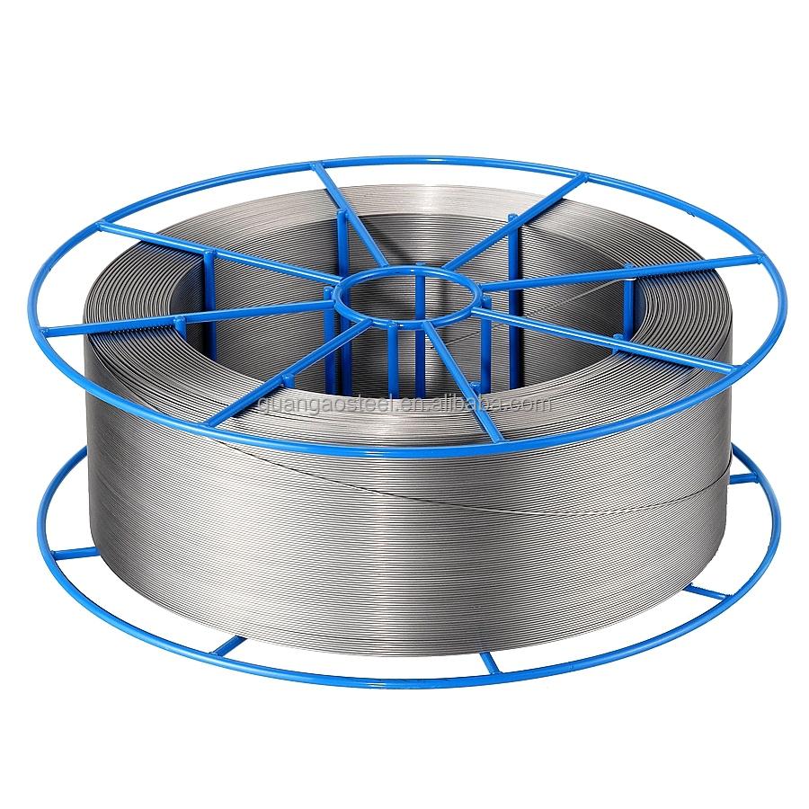 Jiangsu special stainless steel welding wire deka with