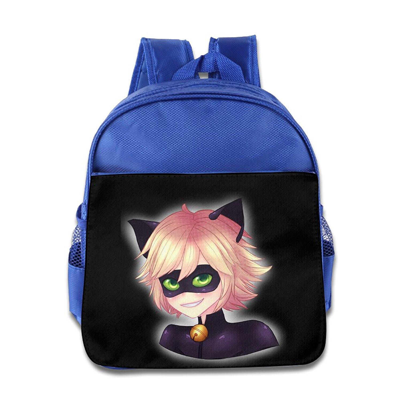 NaDeShop Miraculous Ladybug Cat Noir Kids  School Backpack   Bag 3e769cc90c296