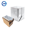 Heat insulation aluminum foil insulated cooler box liner bag,recycled insulated foil bubble bags