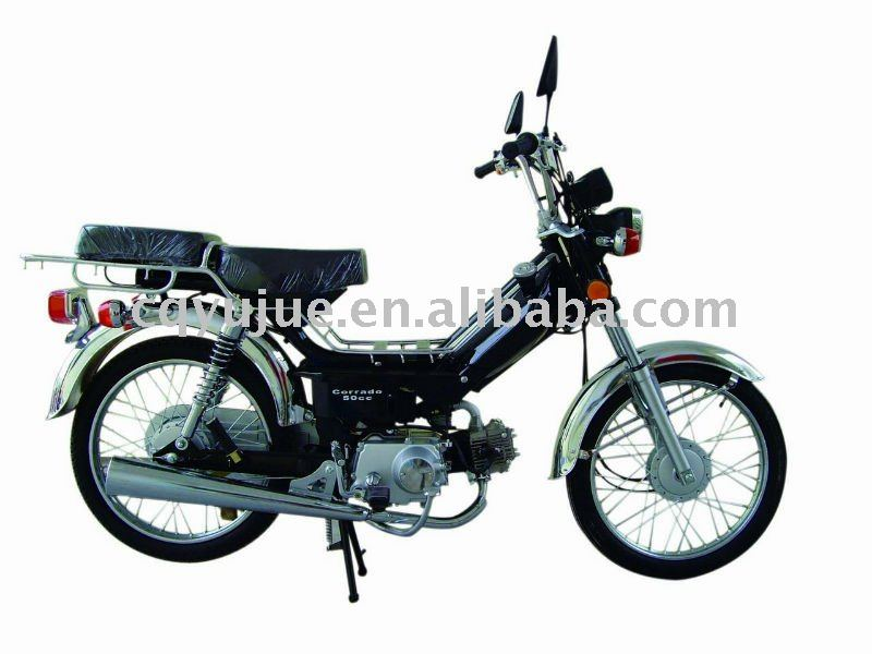 Dls 50cc Moped Bike