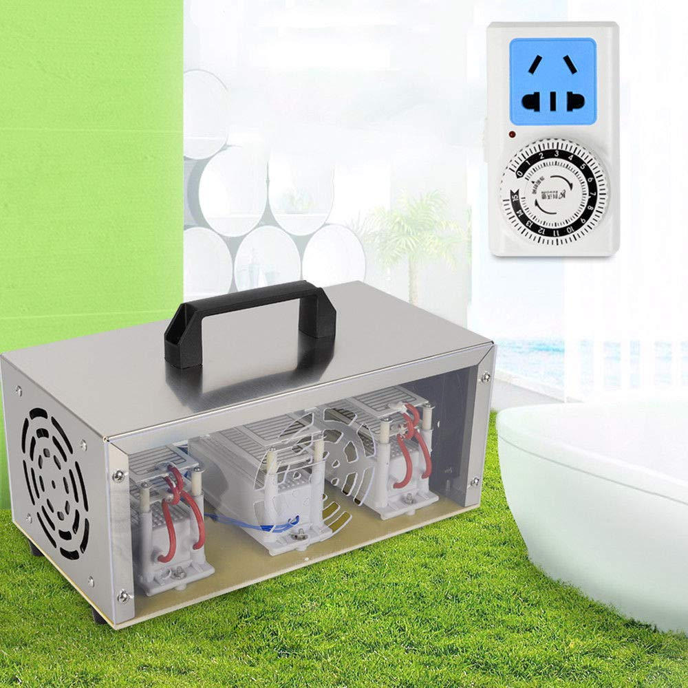 Cheap Ionizer Ozone Generator Find Deals On Circuit 3 5g Diy Get Quotations Tfcfl 30000mg Air Purifier Machine Professional O3 Ozonator And Heavy Duty