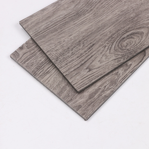 Alli baba com 100% Virgin Flexible Loose Lay Plank Vinyl PVC Floor Tile Like Wood Sound Insulation Flooring Standard Size