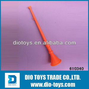 plastic toy trumpets for kids world cup toys
