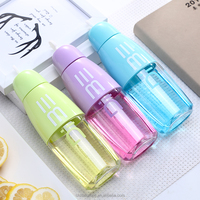 2018 new design products plastic water bottles free sample
