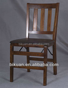 BQ wooden solid oak modern high back dining chairs