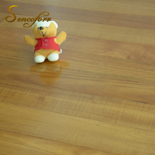 Burma Teak golden color multi-layer or 3 layer 1 strip customized solid wood flooring