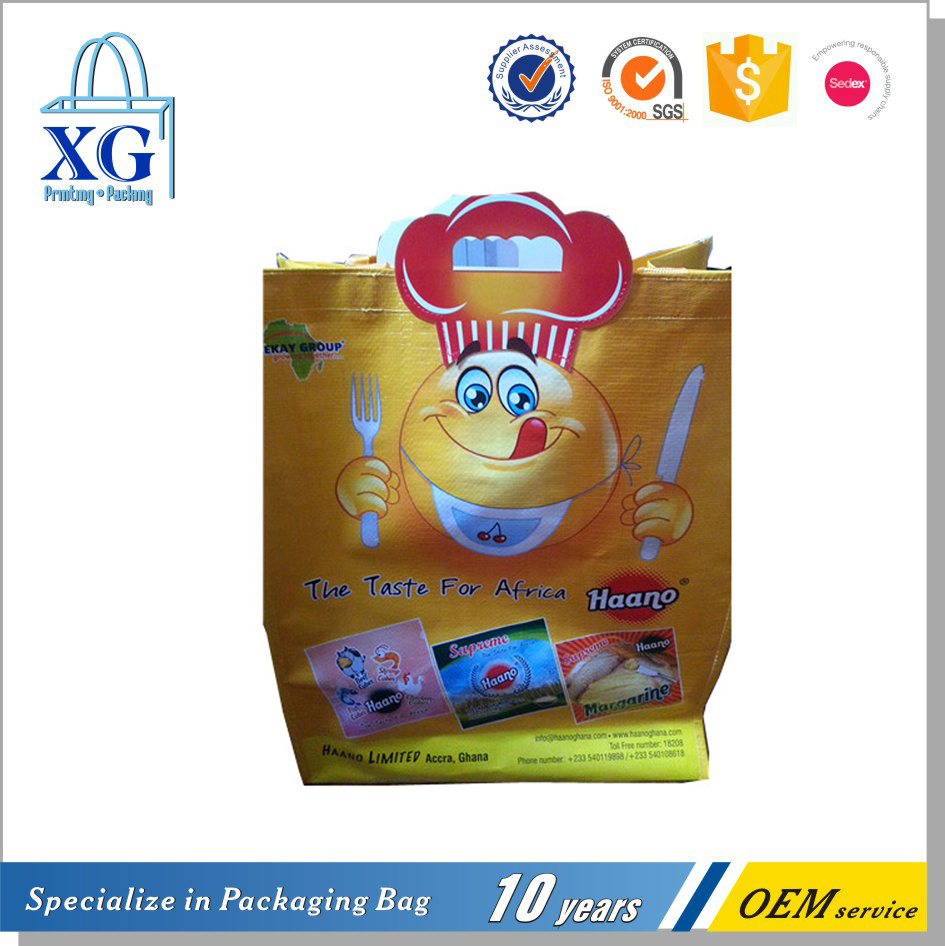 fast delivery strict quality control customized non woven pp shopping bags
