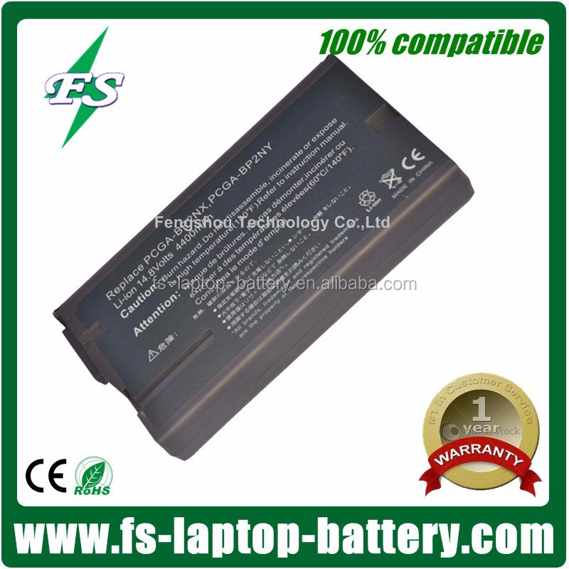 Hotsale Compatible Laptop battery for SONY PCGA-BP2NX/BP2NX/BP2NY