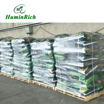 HuminRich Solubility Good Quality Agriculture Organic Fertilizer Potassium Humic Fulvic Acid