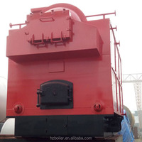 Wood Chip Steam Boiler for Food Industry,Firewood and Sawdust Boiler