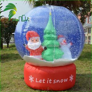 Christmas Inflatables.Wholesale Christmas Inflatables Inflatable Christmas Snow Globe