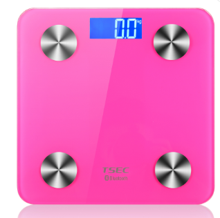good price electronic digital body fat weighing bathroom scale with bluetooth