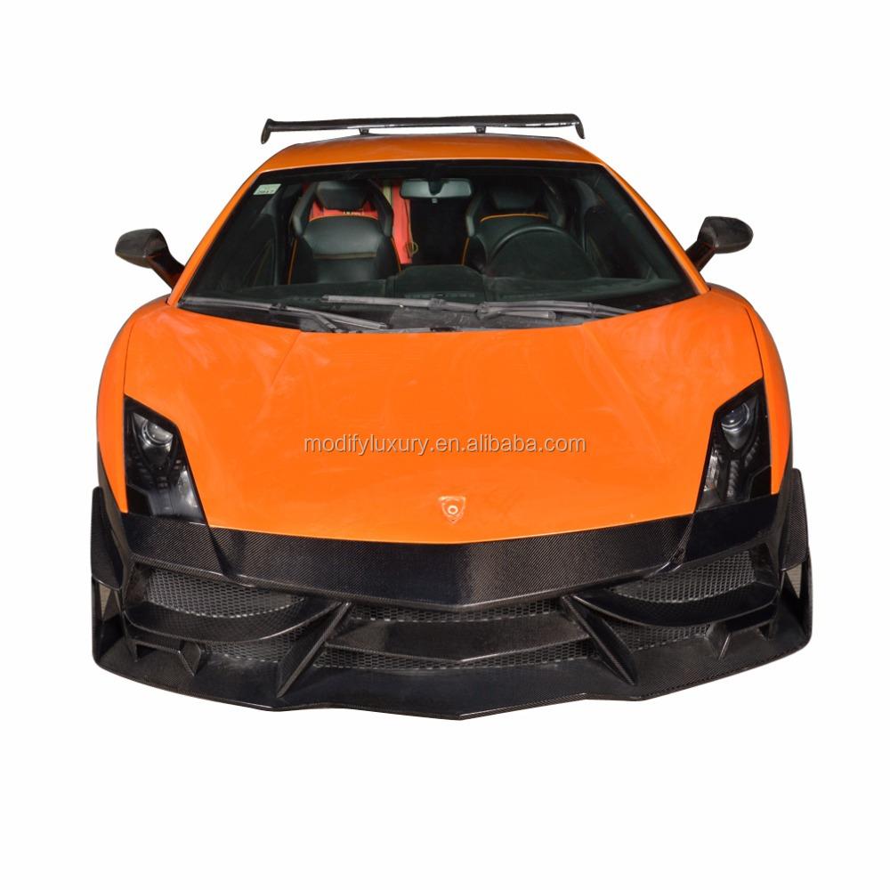 carbon fiber car body kit for lamborghini gallardo lp550 lp560