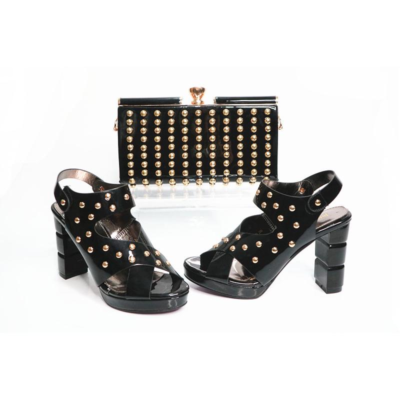 ladies nigeria bag set sale with lady italian shoes modern hot Shoes new handbag wmone matching 6n6wU4Cq